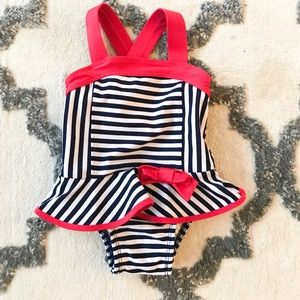 c127aef86ce2a Cat & Jack - Target Swim   Baby Girl Bathing Suits Size 69 Months ...